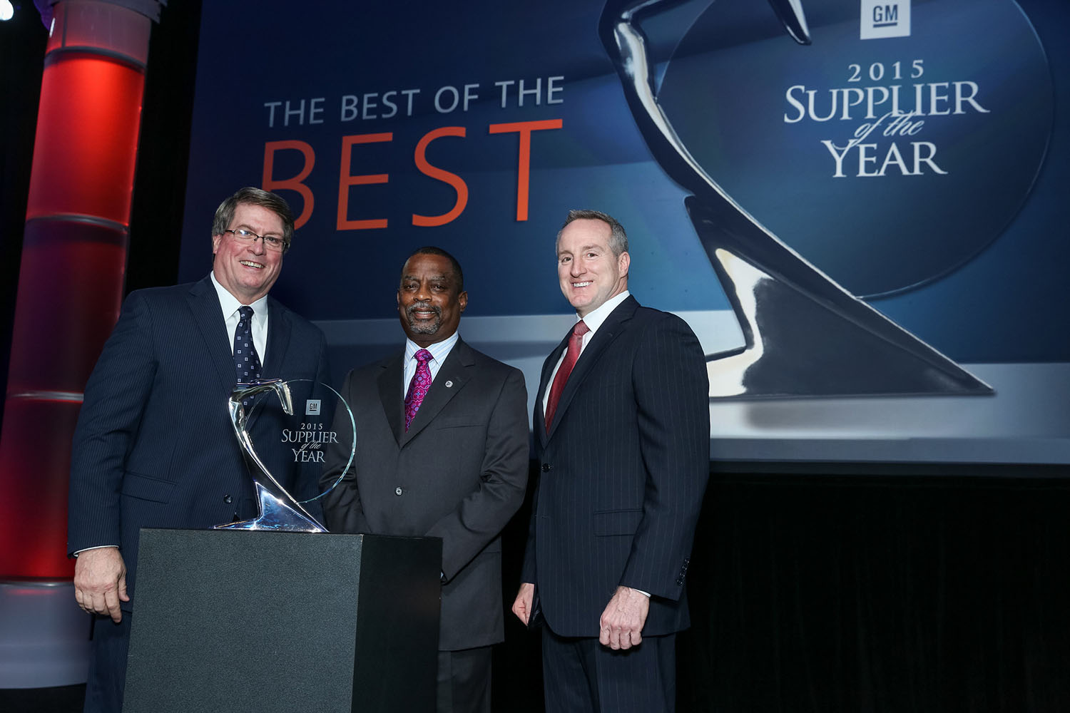 2017 Gm Supplier Of The Year Winner